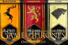 logo game of thrones 243 ways microgaming слот