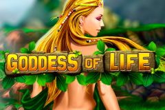logo goddess of life playtech слот