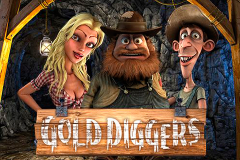 logo gold diggers betsoft слот