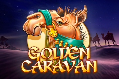 logo golden caravan playn go слот