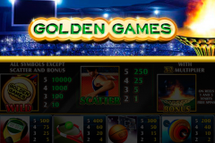 logo golden games playtech слот