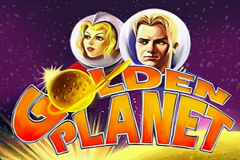logo golden planet novomatic слот