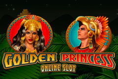 logo golden princess microgaming слот