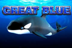 logo great blue playtech слот