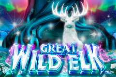 logo great wild elk nextgen gaming слот