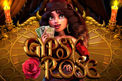 logo gypsy rose betsoft слот