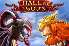 logo hall of gods netent слот