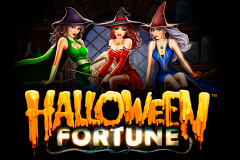 logo halloween fortune playtech слот