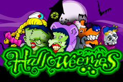 logo halloweenies microgaming слот