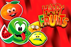 logo happy fruits novomatic слот