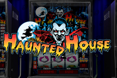logo haunted house playtech слот