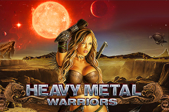 logo heavy metal warriors isoftbet слот
