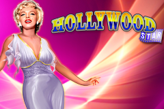 logo hollywood star novomatic слот