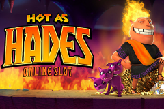 logo hot as hades microgaming слот