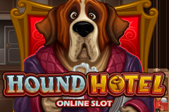 logo hound hotel microgaming слот