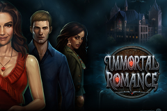 logo immortal romance microgaming слот