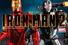 logo iron man 2 playtech слот