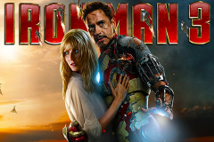 logo iron man 3 playtech слот