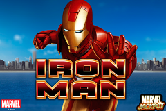 logo iron man playtech слот