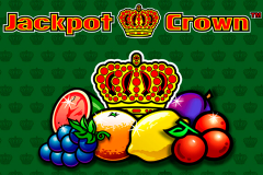 logo jackpot crown novomatic слот