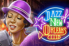 logo jazz of new orleans playn go слот