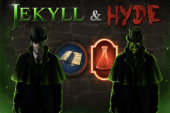 logo jekyll and hyde playtech слот