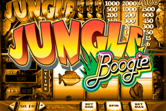 logo jungle boogie playtech слот