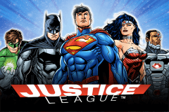 logo justice league nextgen gaming слот