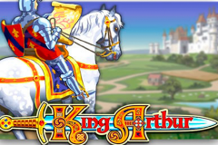 logo king arthur microgaming слот