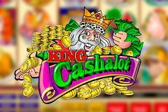 logo king cashalot microgaming слот
