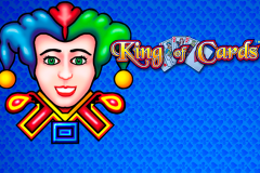 logo king of cards novomatic слот