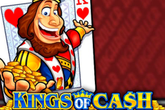 logo kings of cash microgaming слот