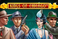 logo kings of chicago netent слот