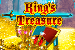 logo kings treasure novomatic слот
