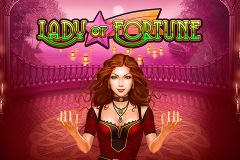 logo lady of fortune playn go слот