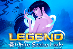 logo legend of the white snake lady yggdrasil слот