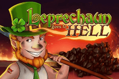 logo leprechaun goes to hell playn go слот