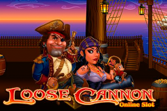 logo loose cannon microgaming слот