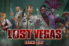 logo lost vegas microgaming слот
