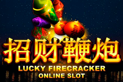 logo lucky firecracker microgaming слот