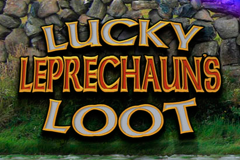 logo lucky leprechauns loot microgaming слот