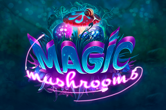 logo magic mushrooms yggdrasil слот