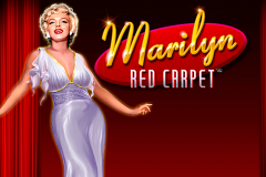 logo marilyn red carpet novomatic слот