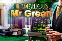 logo marvellous mr green netent слот