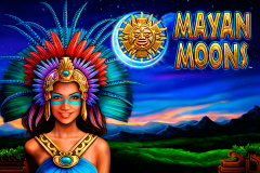 logo mayan moons novomatic слот