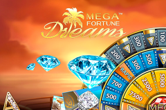 logo mega fortune dreams netent слот