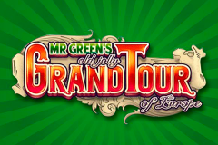 logo mr greens old jolly grand tour of europe netent слот