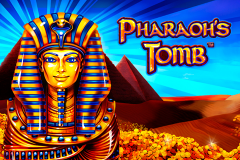 logo pharaohs tomb novomatic слот
