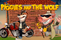 logo piggies and the wolf playtech слот