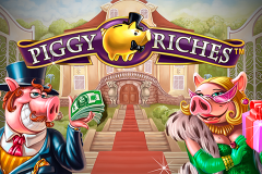 logo piggy riches netent слот
